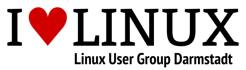 Logo of Linux User Group Darmstadt
