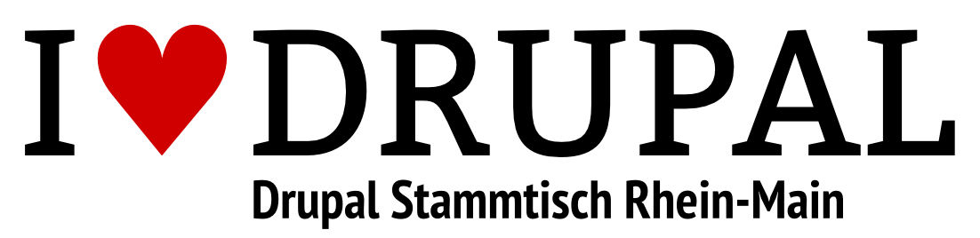 Logo of Drupal User Group Rhein-Main