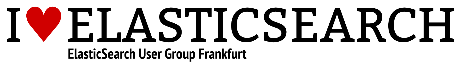 Logo of ElasticSearch User Group Frankfurt
