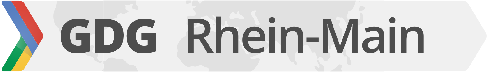 Logo of Google Developer Group Rhein-Main