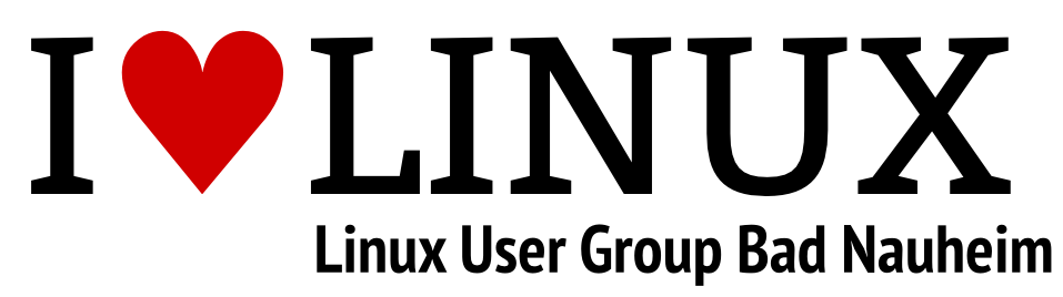 Logo of Linux User Group Bad Nauheim