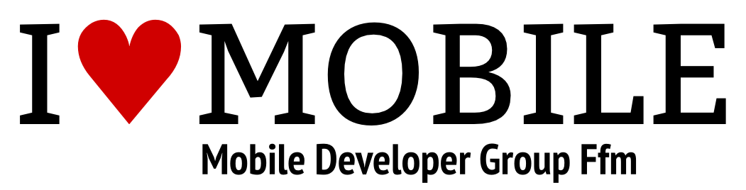 Logo of Mobile Developer Group Ffm