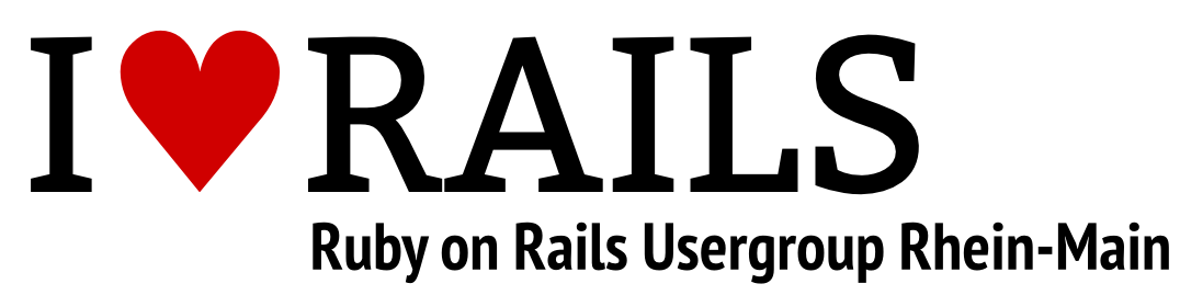 Logo of Ruby on Rails Usergroup Rhein-Main