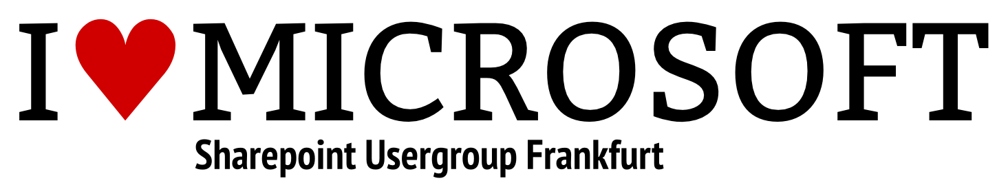 Logo of Sharepoint Usergroup Frankfurt
