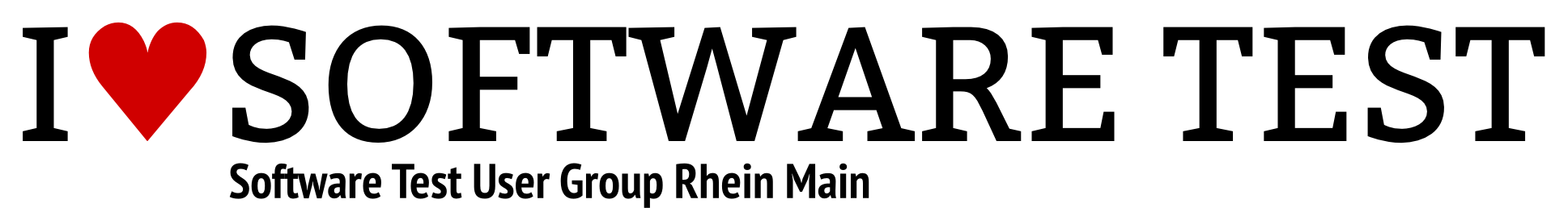 Logo of Software Test User Group Rhein Main