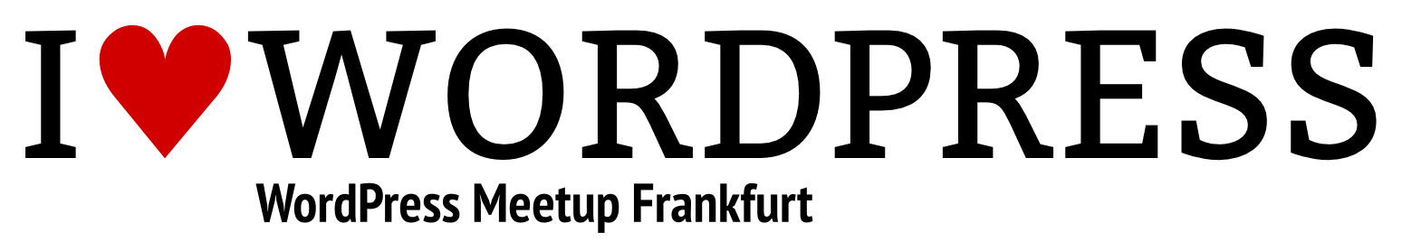 Logo of WordPress Meetup Frankfurt